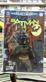 Batman Renascimento 1 Panini Comics Lacrada
