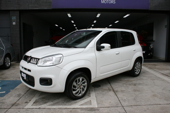 Fiat Uno 1.4 Evolution 4p Flex 2015