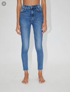 Pantalon Jean Zara