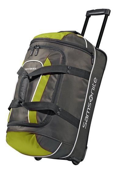 Bolso Tipo Carry Samsonite + Ruedas Linea Premium Original