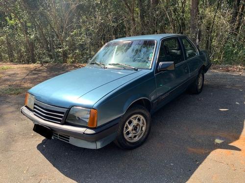 Imagem 1 de 15 de Chevrolet Monza Sl 2.0 90/90 2p Gasolina - Carro De Garagem