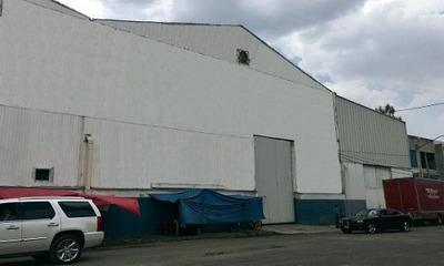 (crm-3816-3896) Skg Vende O Renta Bodega Nave En Industrial Vallejo, Azcapotzalco