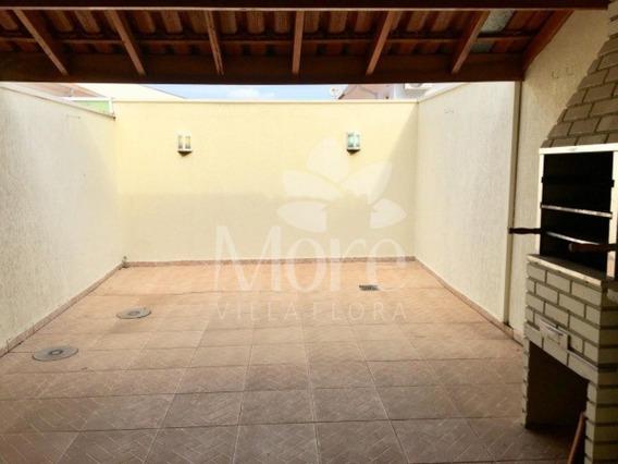 Ótima Casa 2 Quartos À Venda Em Villa Flora Sumaré! - Ca00576 - 33133001