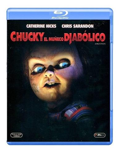 Chucky El Muñeco Diabolico Pelicula Bluray