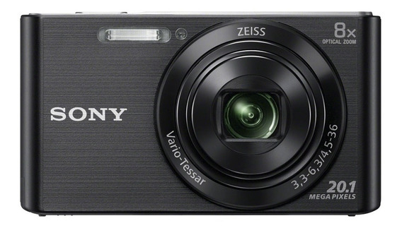 Camara Digital Sony W830 20.1 Mp 8x Zoom Hd Garantia Oficial