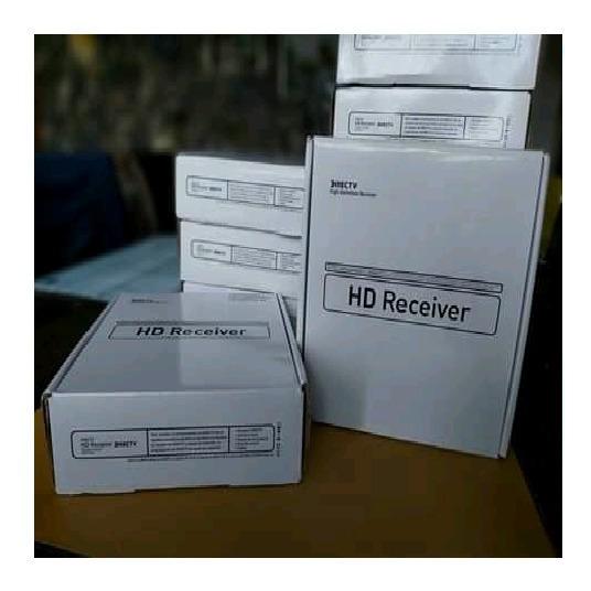 Decodificador Directv Hd Nuevo Kit Prepago