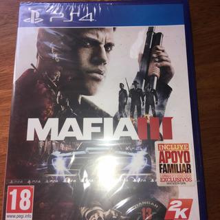 Mafia 3 Juego Ps4 Fisico Nuevo Cerrado