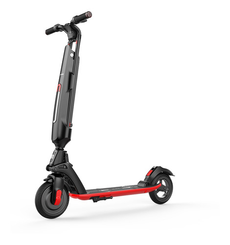 Monopatin Electrico Scooter Auton.30km Usb Rojo Cuotas U1