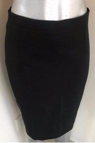 Bonita Falda Negra Talla 32 Marca Samba Envio Inmediato