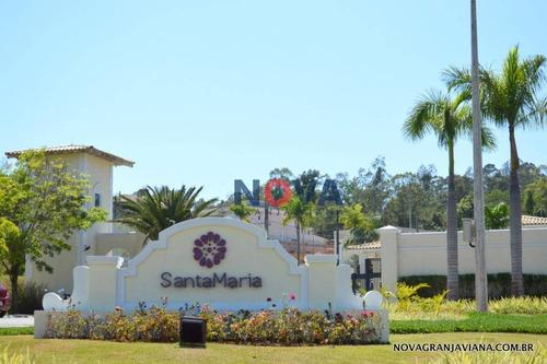 Imagem 1 de 11 de Terreno À Venda, 700 M² Por R$ 540.000,00 - Reserva Santa Maria - Jandira/sp - Te0966