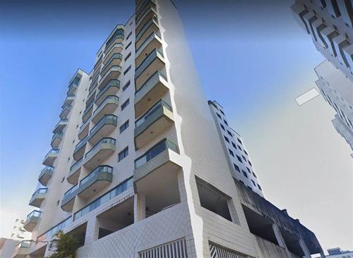 Apartamento, 1 Dorms Com 41.5 M² - Ocian - Praia Grande - Ref.: Prd18 - Prd18
