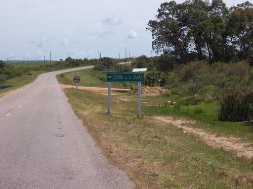 Chacra En Las Cañas - Kmt. 48 De Ruta 39 - Paso Lopez - Mald