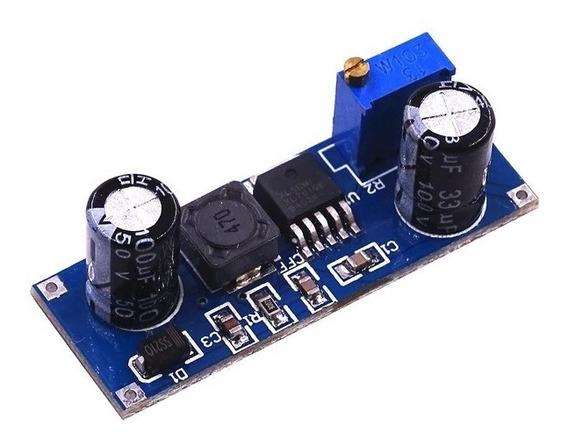 Convertidor Buck Step Down Amplio Voltaje Entrada 80v Xl7015