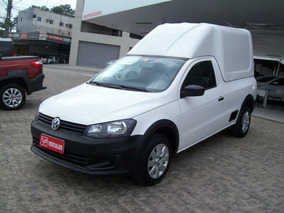 Vw Saveiro 1.6 Cab. Simples Total Flex 2p 2014.