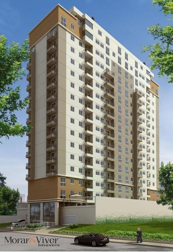 Imagem 1 de 15 de Apartamento Para Venda Em Curitiba, Novo Mundo, 1 Dormitório, 1 Banheiro, 1 Vaga - Ctba3112_1-1621126