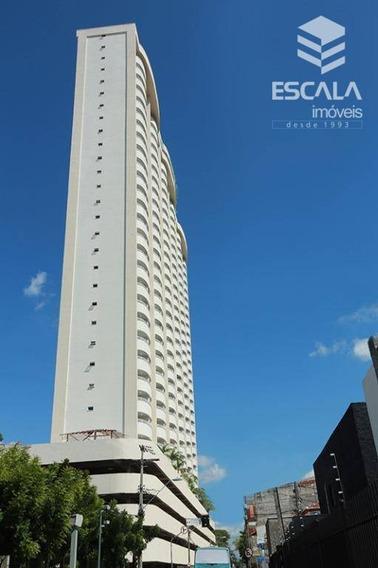 Apartamento Com 2 Quartos À Venda, 54 M² , 1 Vaga, Área De Lazer, Novo - Centro - Fortaleza/ce - Ap0703