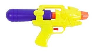 Pistola De Agua Colores 25cmjuguete Playa Piscina Niños
