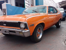 Cupe Chevy Serie 2 -1973 - Impecable