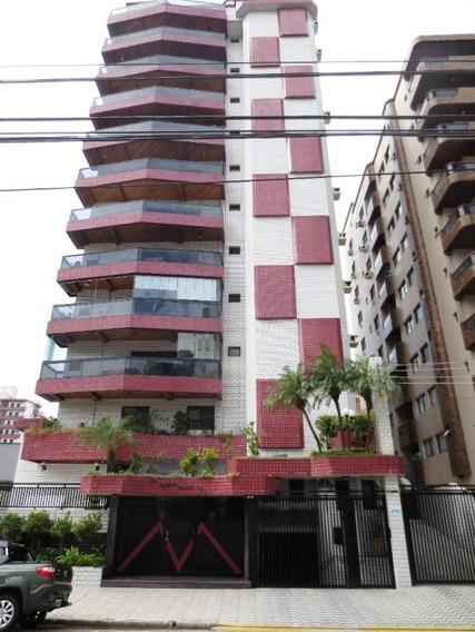 Apartamento No Canto Do Forte, Poucos Metros Da Praia , Proximo Ao Comercio 3º Dorm Reversível - Ap00004 - 32446113