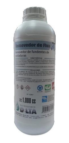 Removedor De Flux Delta Removedor De Fundentes Bidon 1 L