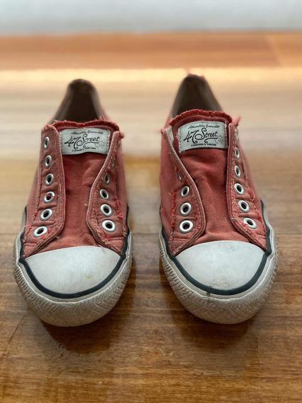 Zapatillas Sin Cordones 47 Street