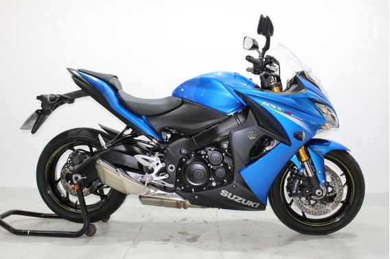 Suzuki Gsx S 1000 F Abs 2017 Azul