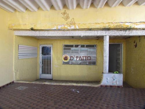 Imagem 1 de 17 de Casa Com 3 Dormitórios À Venda Por R$ 350.000,00 - Cidade Brasil - Guarulhos/sp - Ca0643