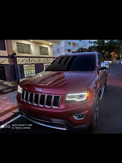 Jeep Grand Cherokee Limited Full V6 4x4