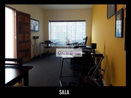 Sobrado Com 2 Dormitórios À Venda, 80 M²  - Ipiranga - São Paulo/sp - So0662