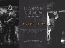 Clases De Guitarra Acústica Y Guitarra Eléctrica