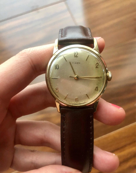 Reloj Timex Manual Antiguo 1950s Impecable!!