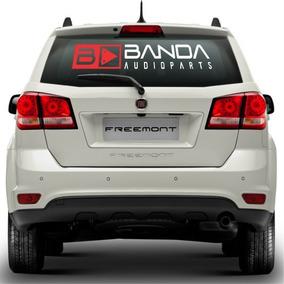 Adesivo Carro Som Automotivo Banda Audio Paredão 80cm D042