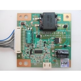 Placa Inverter Led Tv Lg 28lb600b-ps Mt 2751a01-1-p-5