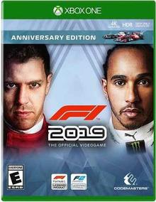 F1 2019 Xbox One Midia Fisica