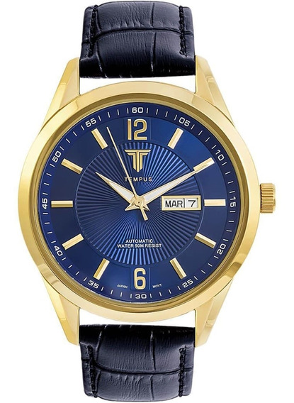 Relógio Masculino Tempus Zw20136a Barato Original Garantia