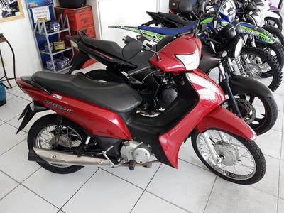 Honda Biz 125 Es 2013, Aceito Troca, Cartão E Financio