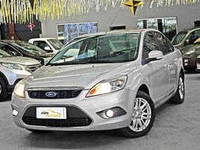 Ford Focus 2.0 Ghia Sedan 16v Flex 4p Manual