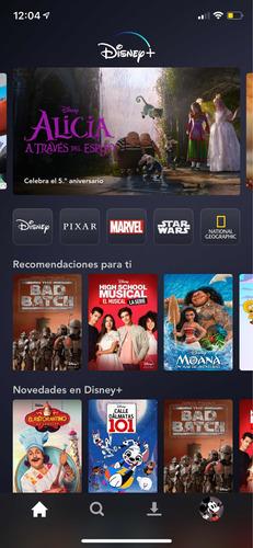 Cuentas De Disney+,netflix