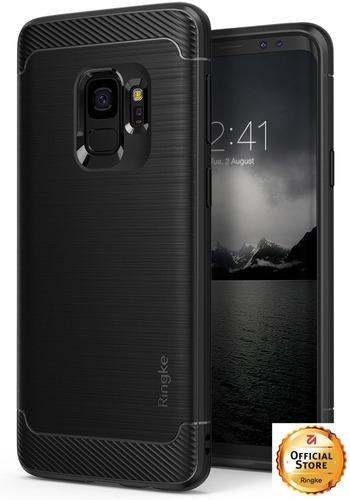 Funda Rearth Ringke ® Samsung S9 Onyx Black 100% Orig.