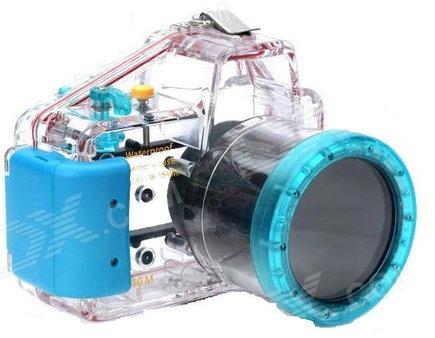 Caixa Estanque Para Sony Nex-5 Com Lente 18-55mm