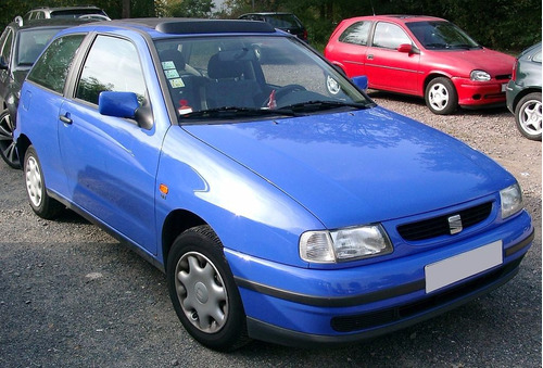 Manual De Despiece Seat Ibiza (1993-2002) Español