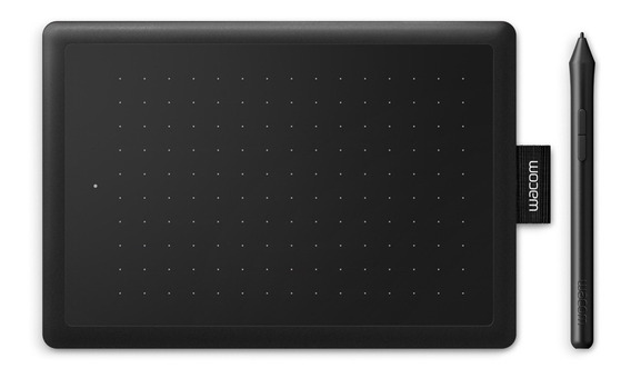 Mesa digitalizadora Wacom One Black/Red