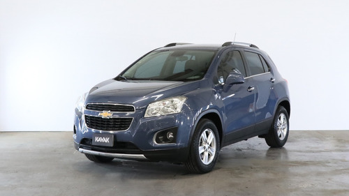 Chevrolet Tracker 1.8 Ltz Fwd Mt 140cv - 145095 - C
