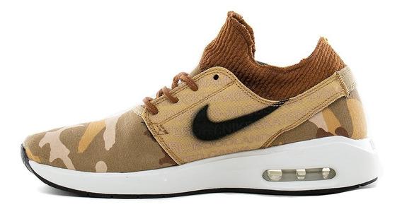 Zapatillas Nike Sb Air Max Janoski 2 Prm Camu - Hombre