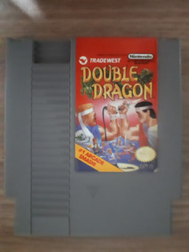 Double Dragon I - Nes Original