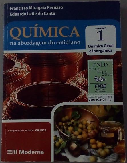 Livro Química Vol.1 Química Geral E Inorgânica