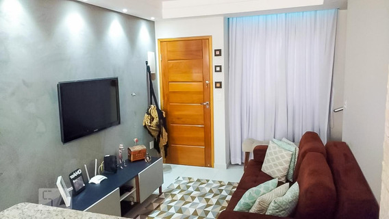 Casa Para Aluguel - Vila Constança, 2 Quartos, 59 - 893103034