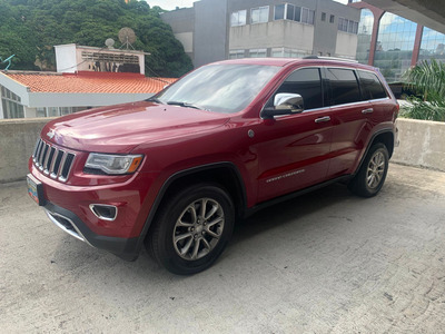 Jeep Grand Cherokee Limited 5.7 V8