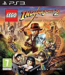 Lego Indiana Jones Original Adventures Ps3 Original Completo