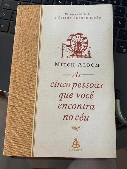As Cinco Pessoas Que Você Encontra No Céu Mitch Albom